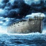 Il en sera comme du temps de Noé et de Lot