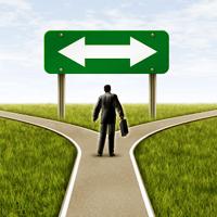 Choix et destin, deux chemins seulement